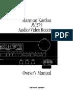 AVR75 om
