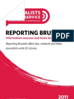 Reporting.brussels