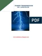 Wireless Power TRANSMISSION(1)