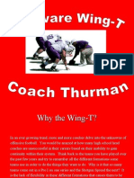 delaware wing t by coach thurman