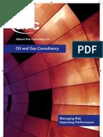 Oil & Gas ARC Brochure