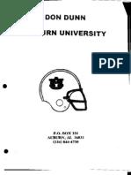 2004 auburn 4-3 defense