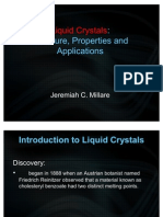 Liquid Crystals and LCDs