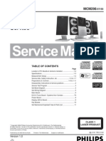 Modular Philips MCM298(37_55) Ver-1.0