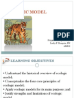 All About Ecologic Model