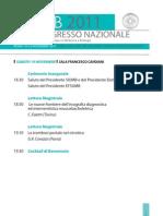 Programma_Congresso SIUMB 2012 Roma Hilton 19-22 Novembre