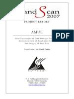 AMUL BrandScan'07 Report