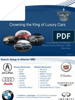 CROWNING THE KING OF LUXURY CARS