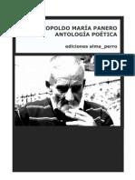 Panero, Leopoldo - Antología Poética - ediciones alma_perro