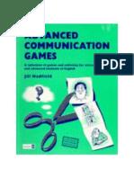 Advanced Communication Games