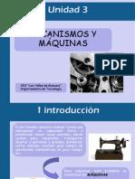 Mecanismos y máquinas (1)