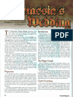 Warhammer FRP - Adv - Nastassia's Wedding