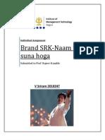 SRK the Brand
