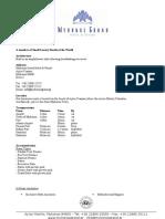 Mykonos Grand Fact Sheet