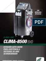 CLIMA 8500 EVO
