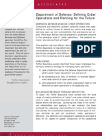 02-DoD Defining Cyber Operations and Planning for the Future 0805
