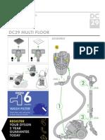 Dyson DC29 Manual Online