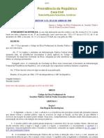 Decreto 1171 de 94 - Código de Ética