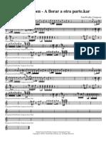 A Llorar a Otra Parte - Trompeta