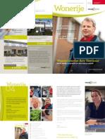 SimpelHuishoudboekje.nl in Woonconcept Wonerije Nr 04 December 2011