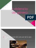 La violencia de género-Pedro Castro-4A