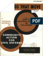 Civil Defense Meetings (1968)