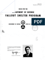 Fallout Shelter Program (1965)