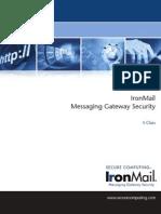 IronMail Setup Guide C Class (v 6.5.1)
