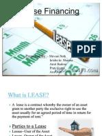 Lease Financing