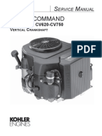 Garden Tractor Engine Service Manual