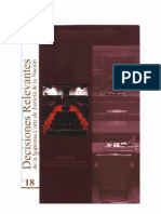 Decisiones Relevantes de La Suprema Corte No. 18 - La Violacion - PDF