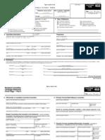 Johnson Form 460 12-31-2011