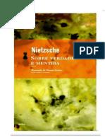 Nietzsche, Friedrich. Sobre Verdade e Mentira No Sentido Extra-mo_ral