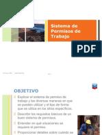 GM Permit to Work Awareness Spanish