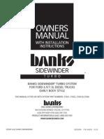 Banks Sidewinder