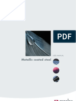 Metallic Coated Steel