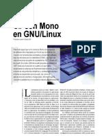 C Con Mono en Software GNU Linux