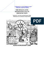 The Holocaust-Separating Fact From Fiction