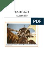 CAPITULO I. ELASTICIDAD