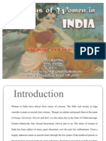 6234742 Role of Women in India(2)