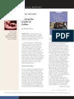 Ethiopia - Rocking the Cradle of Coffee