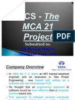 30f7TCS-MCA 21 Project New