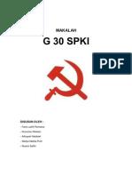 new Sejarah G 30 S PKI