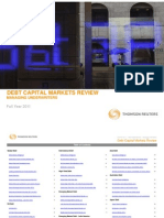 4Q 2011 Debt Capital Markets Review