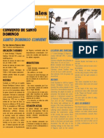 Convento de Santo Domingo - Rincón Cultural Febrero 2012