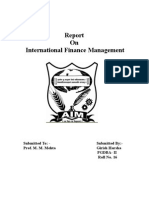 International Finance Management.doc