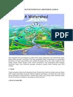 Pola Pen Gal Iran Dan Penyimpanan Air Daerah Aliran Sungai