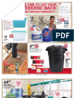 Seright's Ace Hardware Time to Get Your Weekend Back Sale