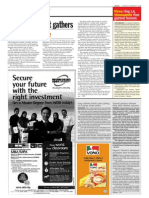 TheSun 2008-11-17 Page12 Tibet Movement Gather to Decide Future