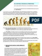 CÓMO ESTUDIAR LA HISTORIA A TRAVS DE LA PREHISTORIA 2